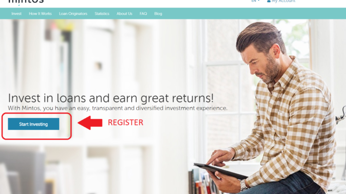 mintos registration main