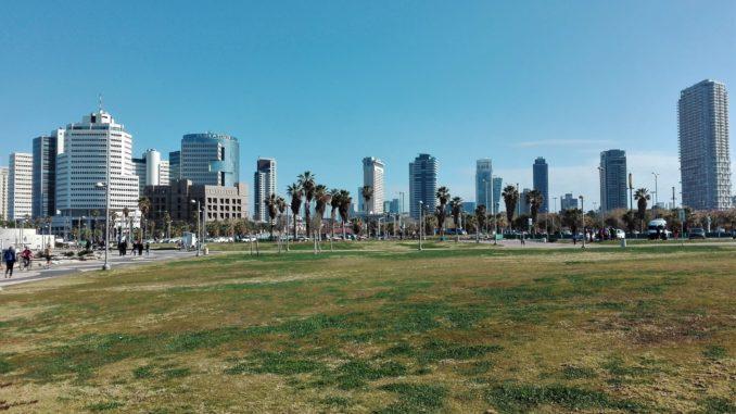 Tel Aviv overview