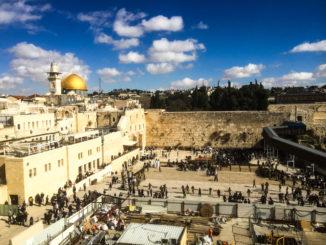 Jerusalem - Western Wall