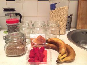 Bulk breakfast tip trick 1: Ingredients