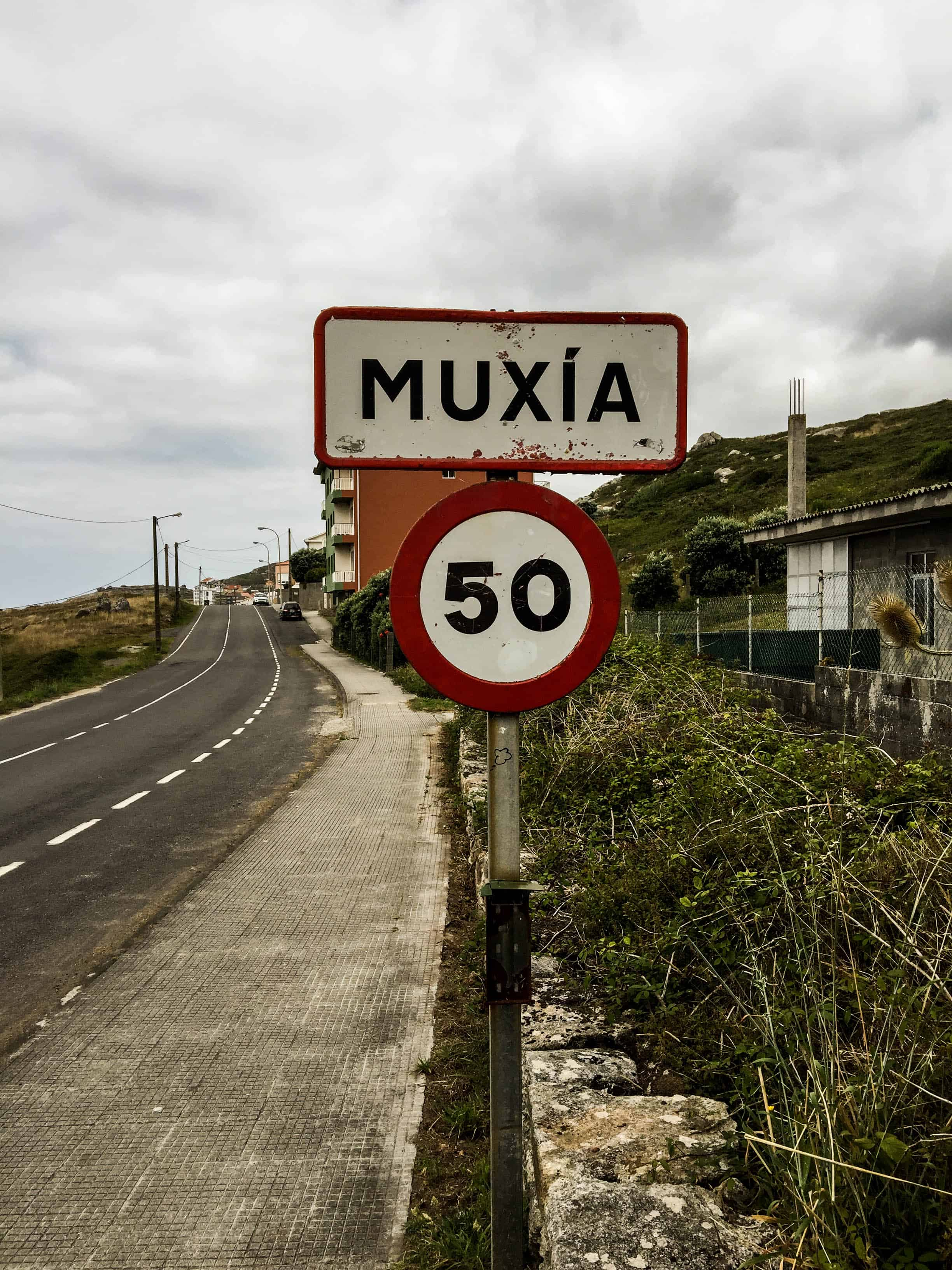 Muxia – end of the World