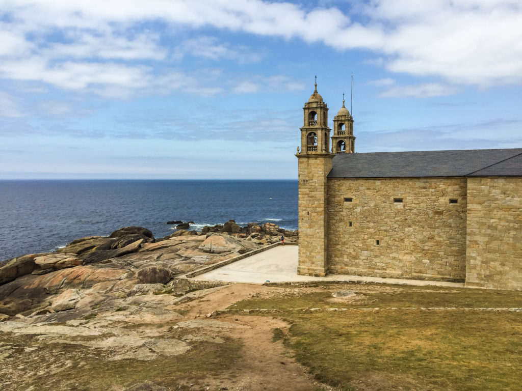 The church at the end of the World - Muxía