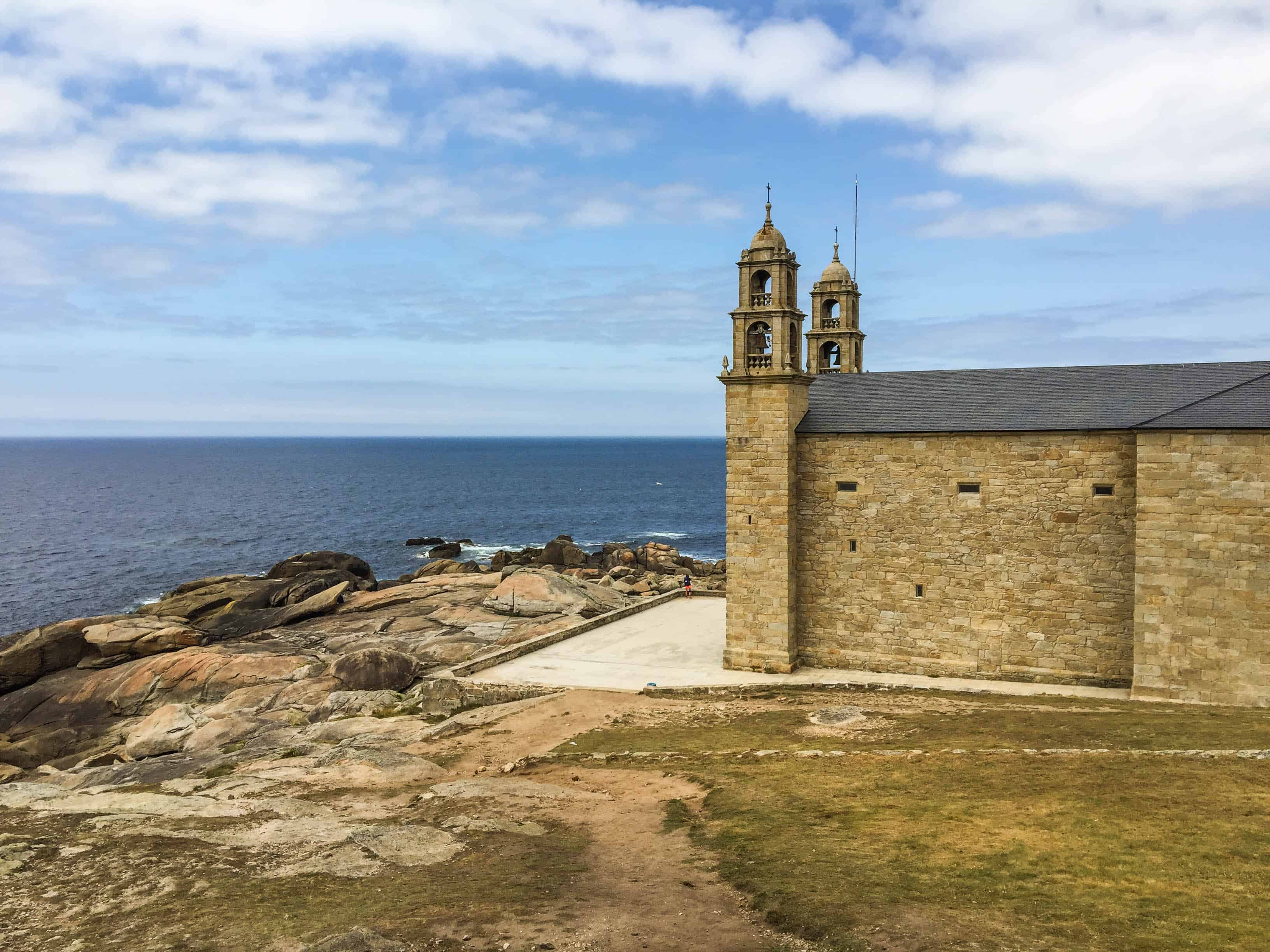 The church at the end of the World – Muxía